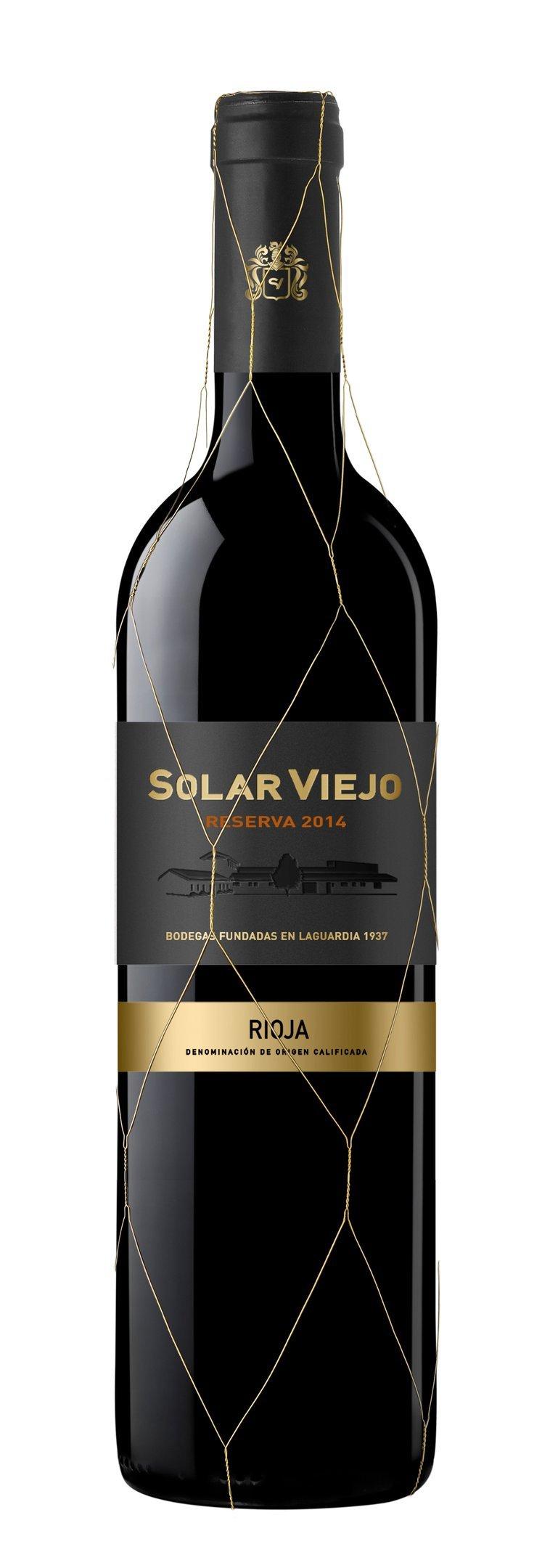 Solar Viejo Reserva 2014