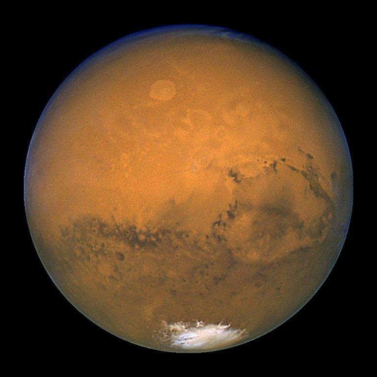 Marte: cientistas acreditam que cerca de 4 bilhões de anos atrás, Terra e Marte tinham o potencial para abrigar a vida