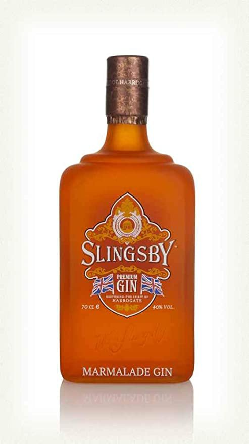 Spirit of Harrogate, Slingsby Marmalade Gin