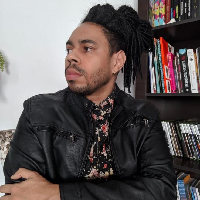 """Ale Santos: """"O afrofuturismo surge como um movimento social e uma ação política de artistas negros"""""""