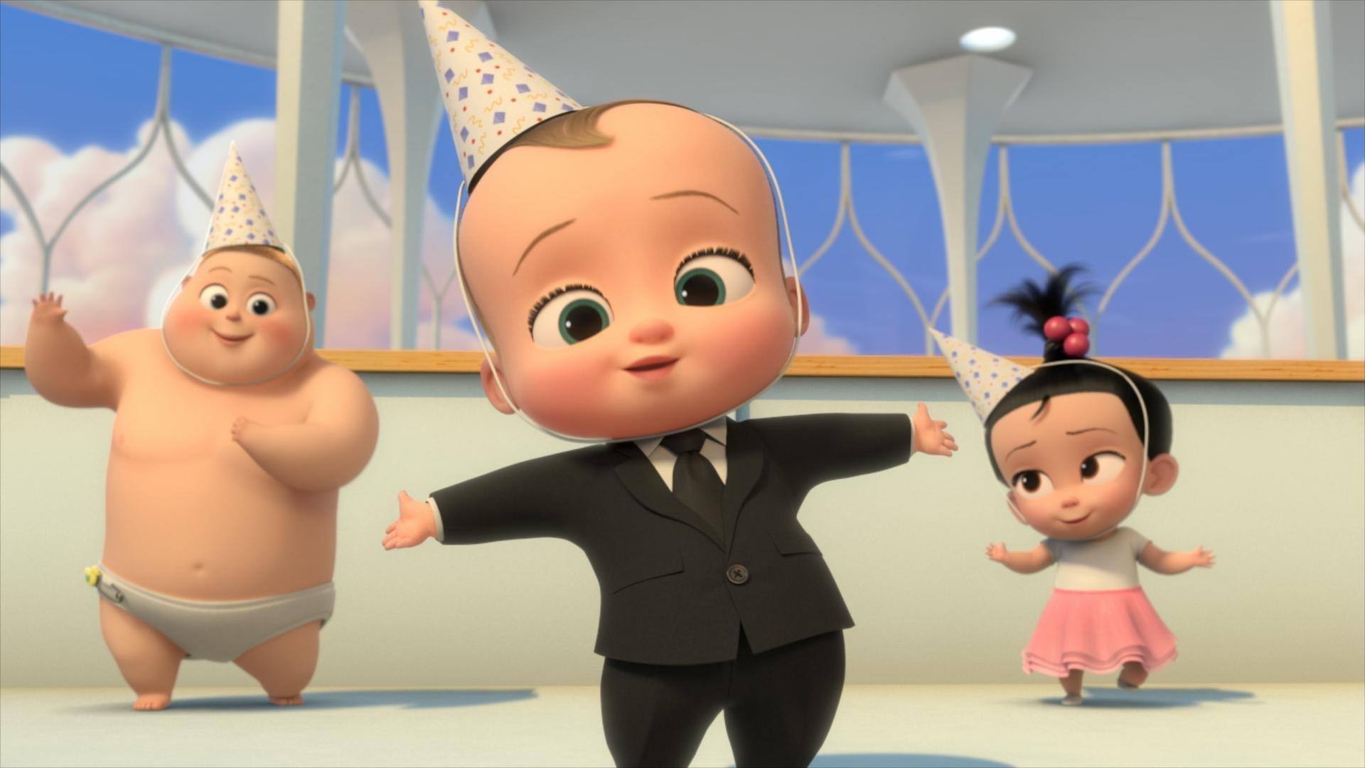 O Chefinho – Pega Esse Bebê!