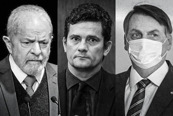 Quem precisa se preocupar com Moro é Bolsonaro, diz Lula | Exame