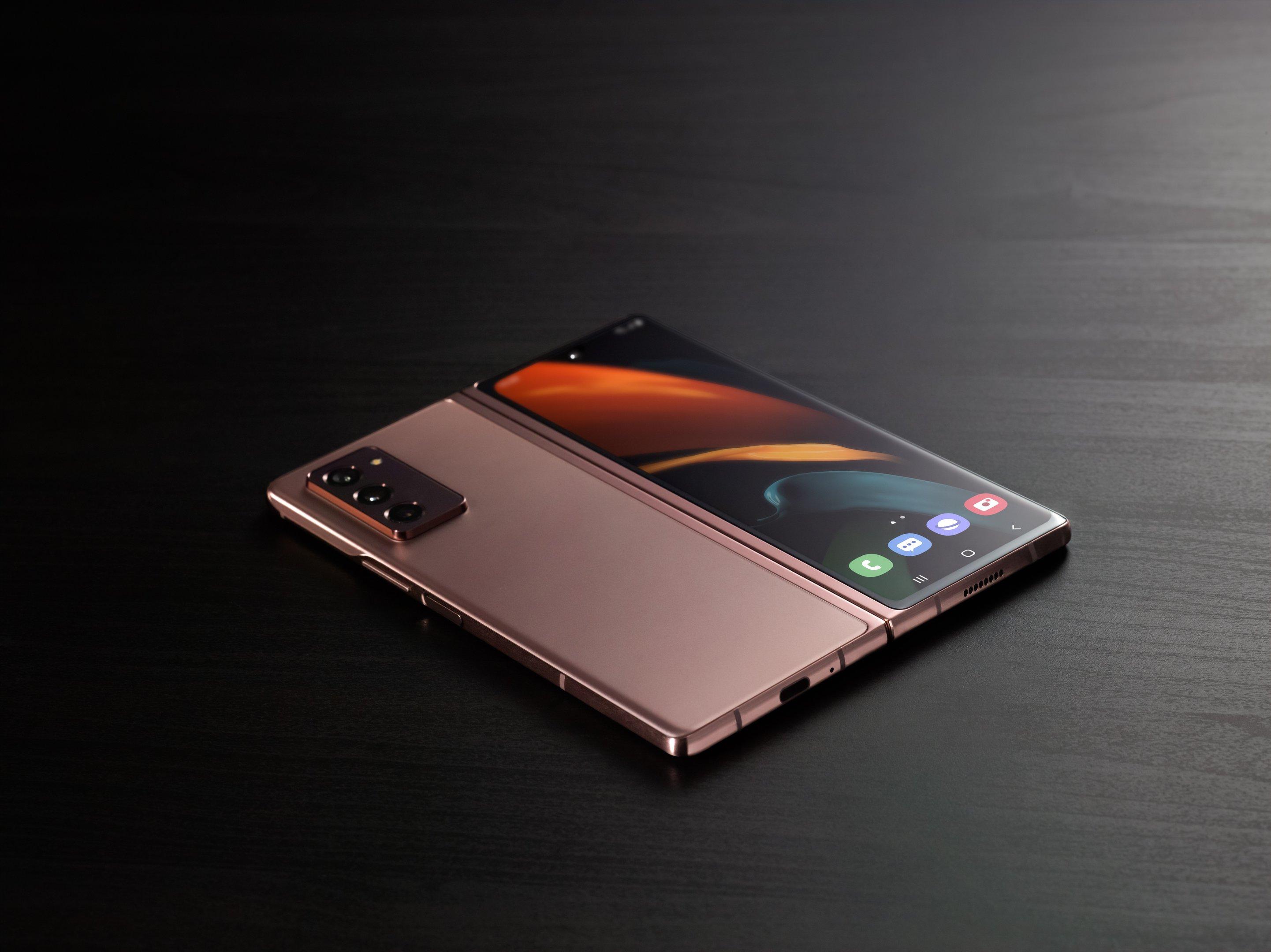 Z Fold 2, da Samsung
