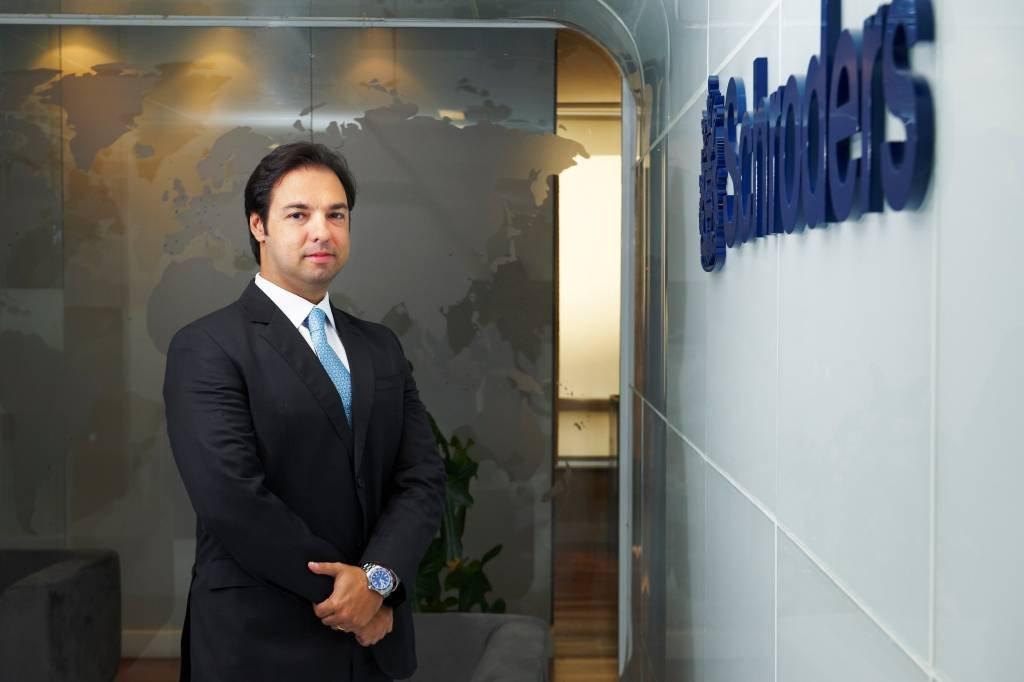Daniel Celano, CEO da Schroders Brasil