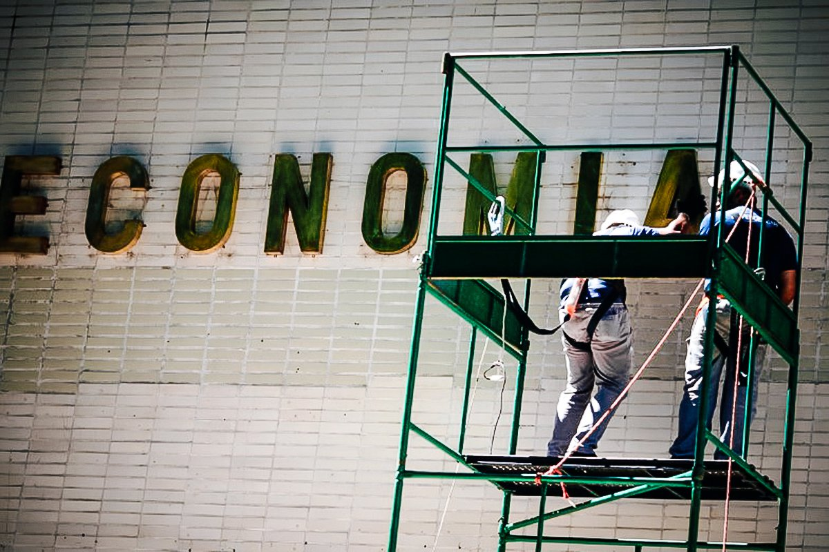 Prédio do Ministério da Economia, em Brasília – 03/01/2019