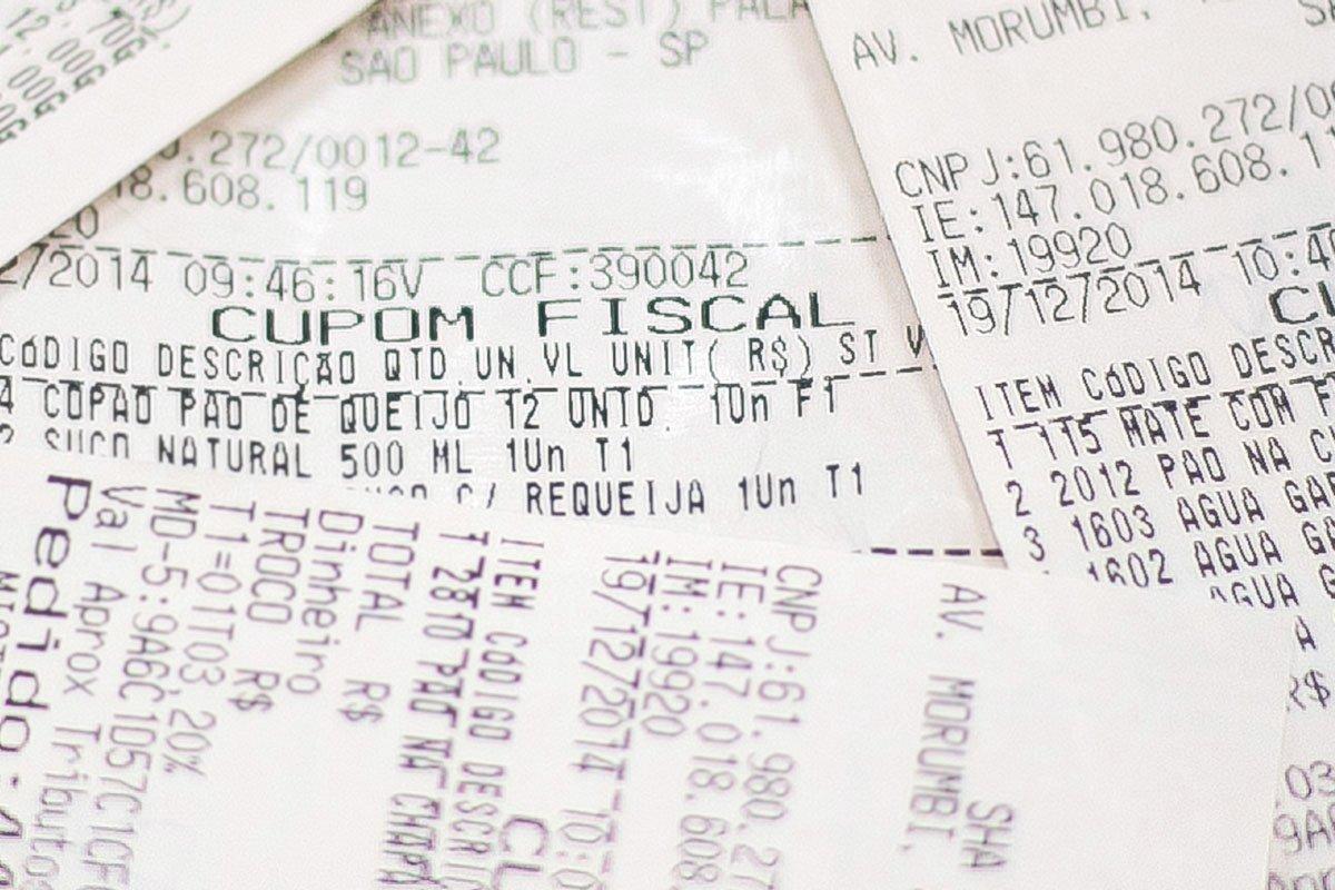 Nota Fiscal Paulista abre consulta a sorteio de R$ 1 milhão