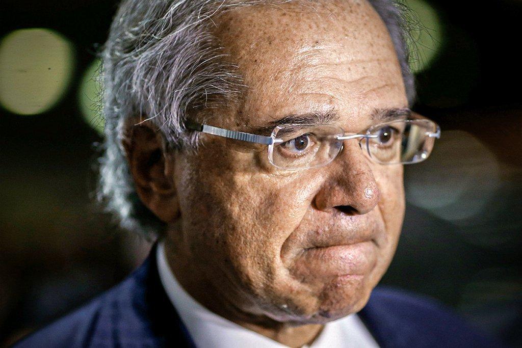 PAULO GUEDES: faz mais de um ano que o ministro vem adiando o envio da reforma tributária ao Congresso Nacional