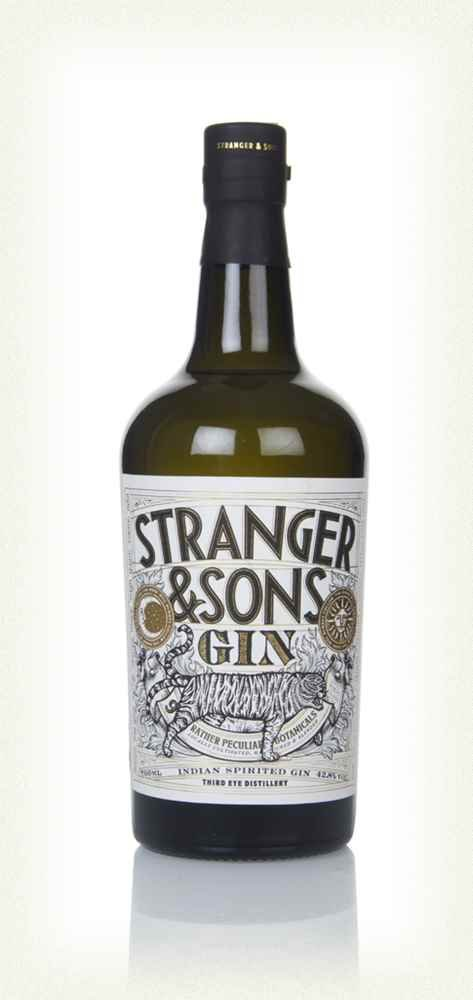 Stranger & Sons, Indian Spirited Gin
