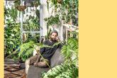 Taniel Toy e sua floresta urbana