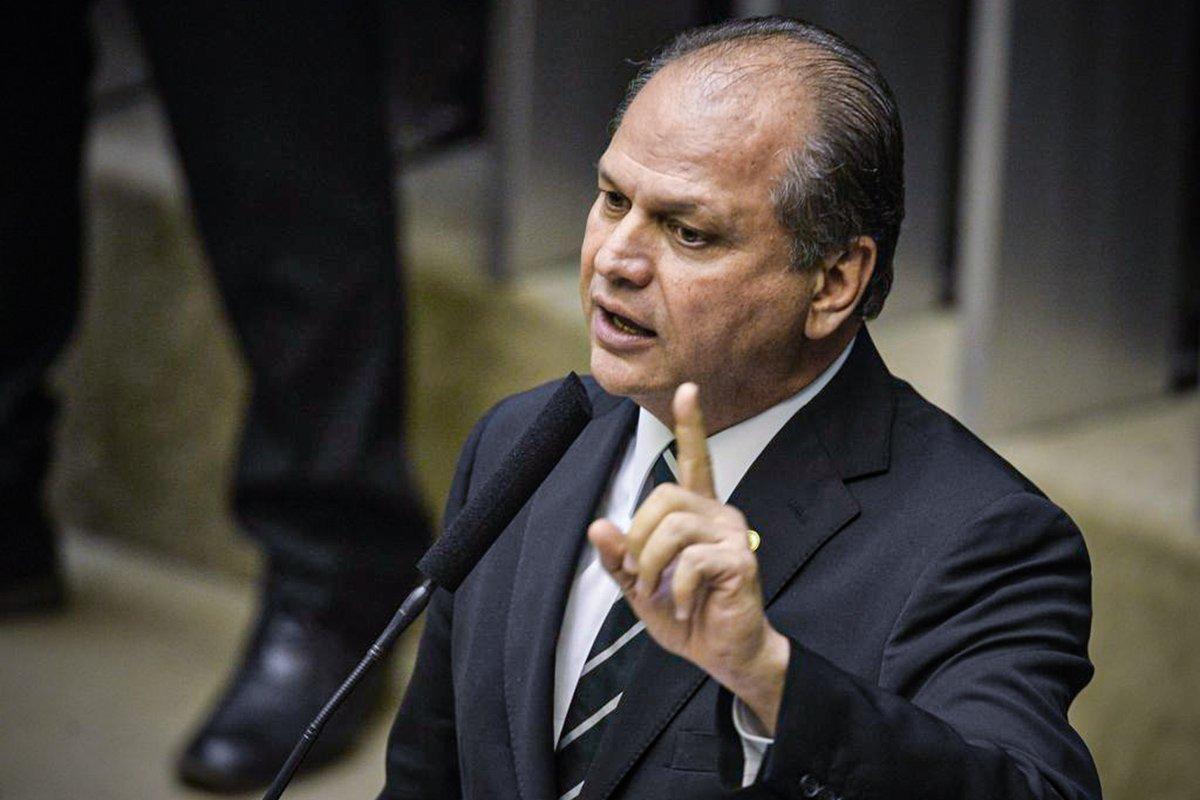 Deputado federal Ricardo Barros é o líder do governo na Câmara