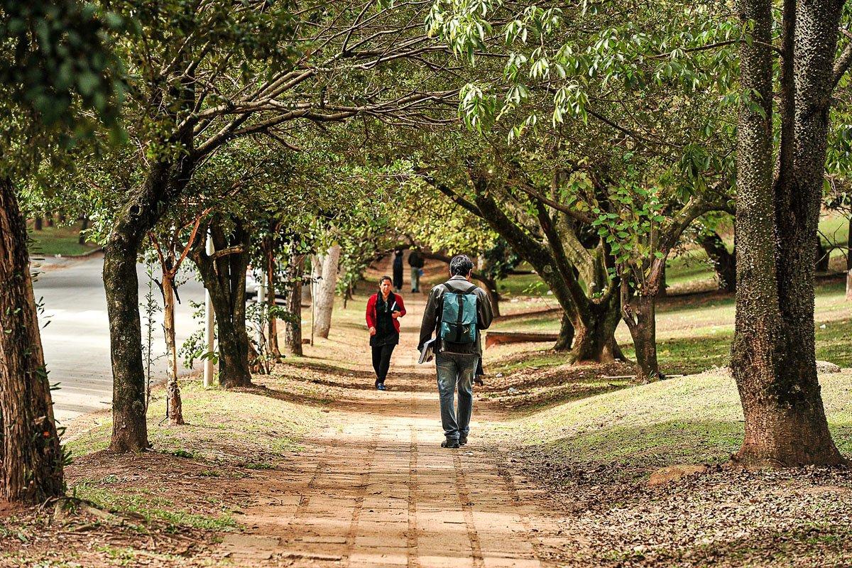 Campus da cidade universitária