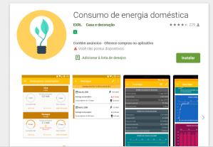 Consumo energia doméstica