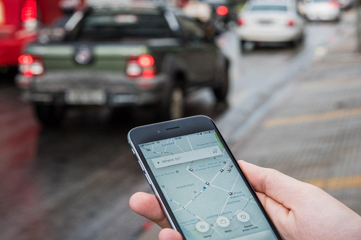 Aplicativo; Transporte; Trânsito; App; Uber