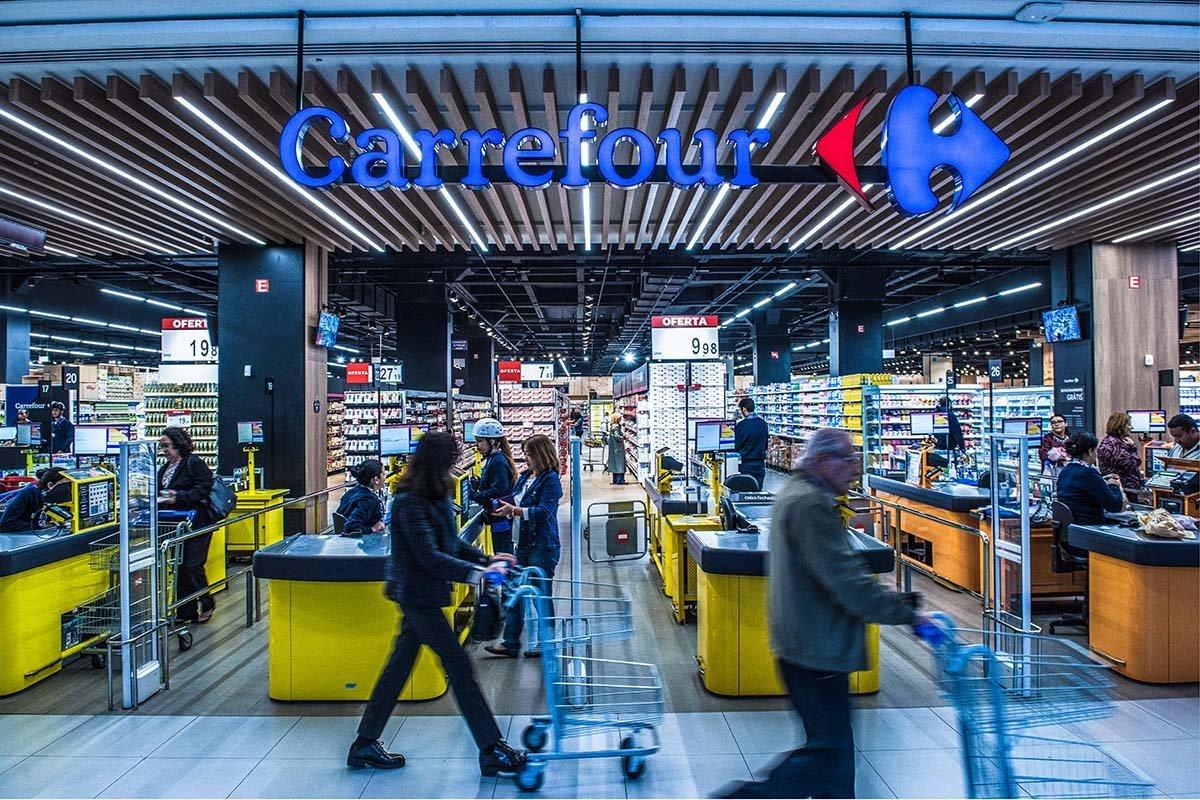 Carrefour; Pamplona; Supermercado Ofertas, Clientes