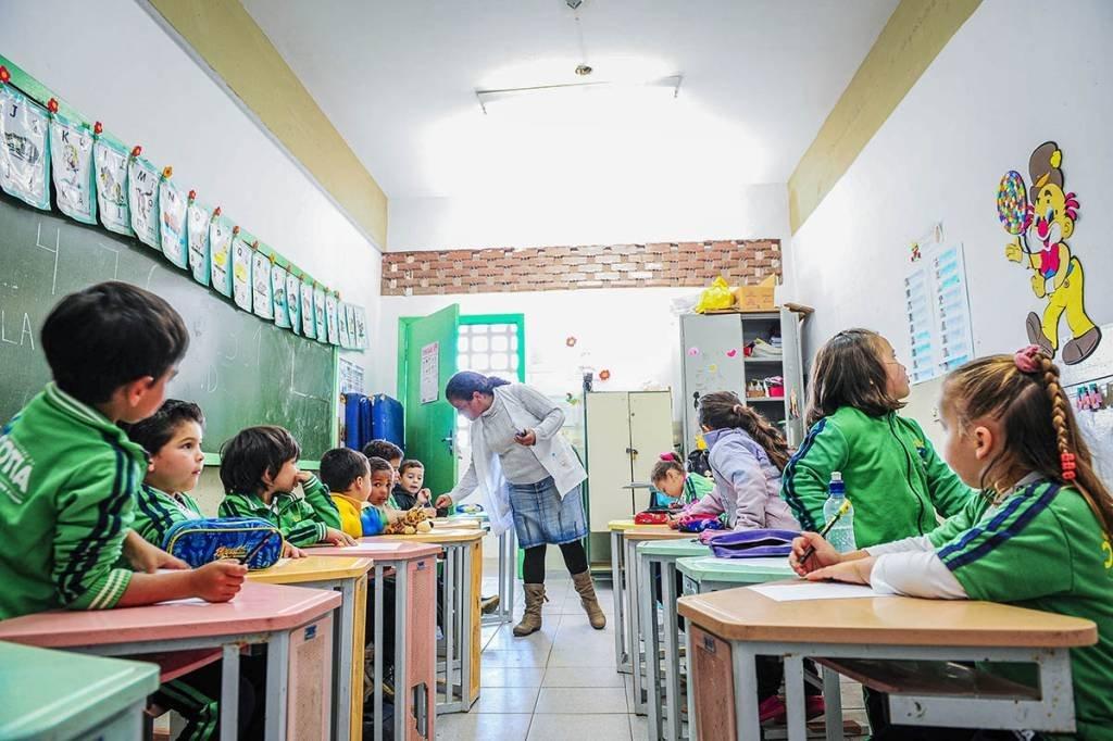 Alunos; Sala de Aula; Estudante; Escola Pública
