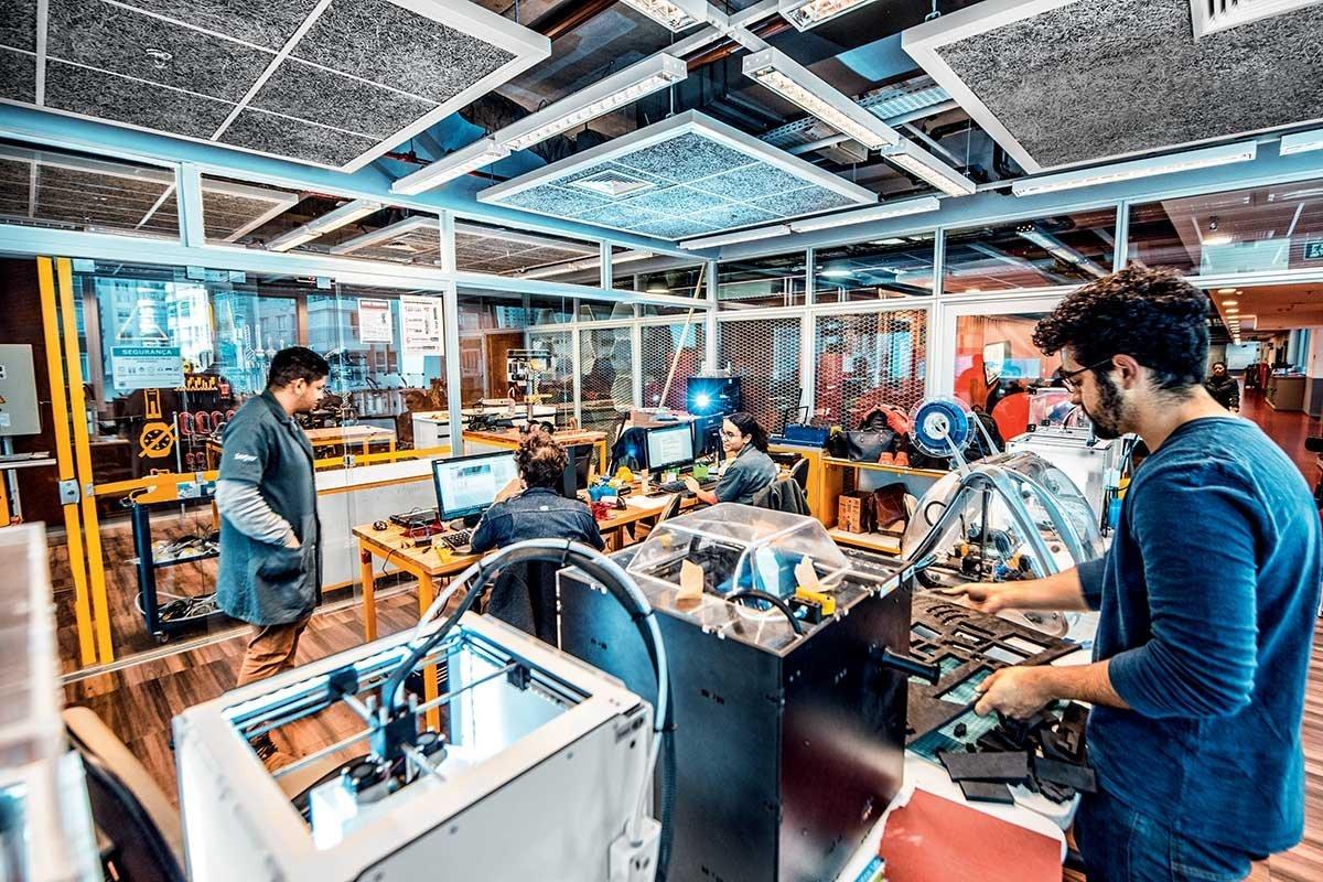 Insper; Laboratório; Engenharia; Alunos; Universidade
