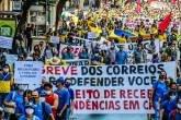 FUNCIONÁRIOS DOS CORREIOS DEFLAGRARAM GREVE