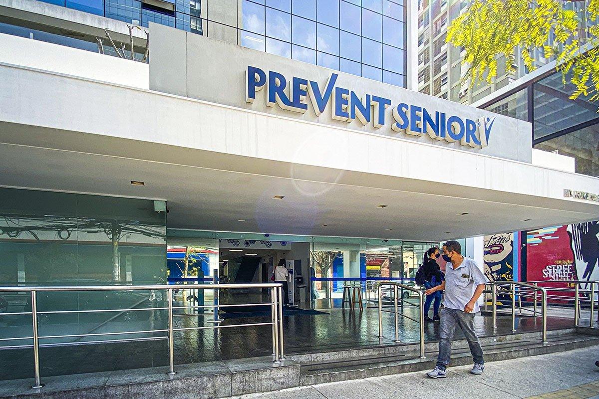 Prevent Senior do do Itaim em Sao Paulo SP Foto - Leandro Fonseca data - 01/09/2020