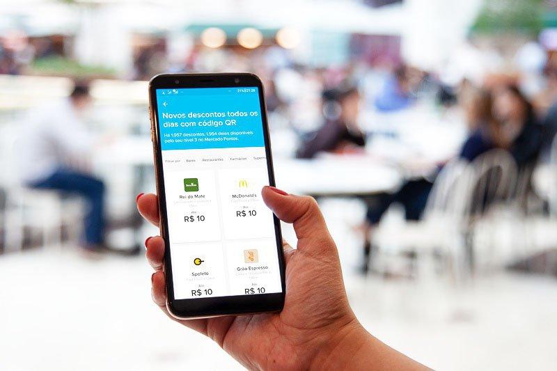 App do Mercado Pago