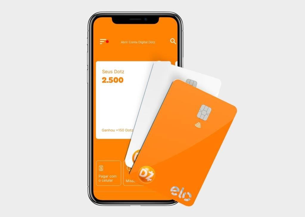 Conta digital da Dotz: serviço financeiro para o super app