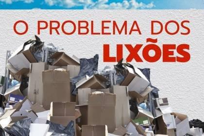 Examinando: por que lixões são tão preocupantes quanto uma pandemia