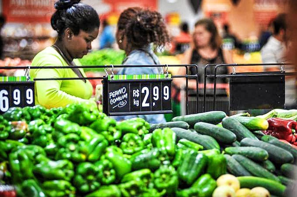inflação, supermercado – reinaldo canato-veja