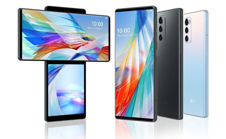 main LG WING 01 768x471 1 5 smartphones that marked LG's history