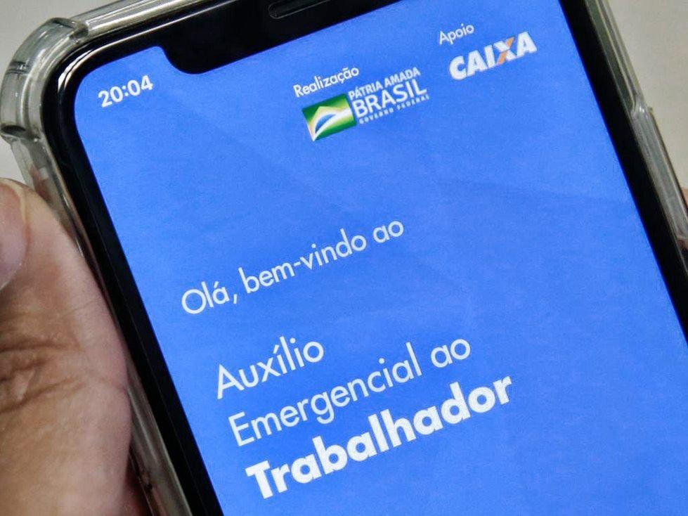 App auxílio emergencial da Caixa