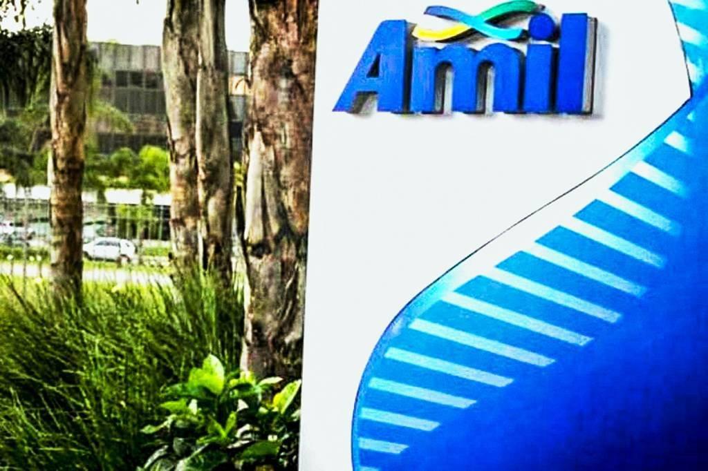 Sede da empresa de saúde Amil