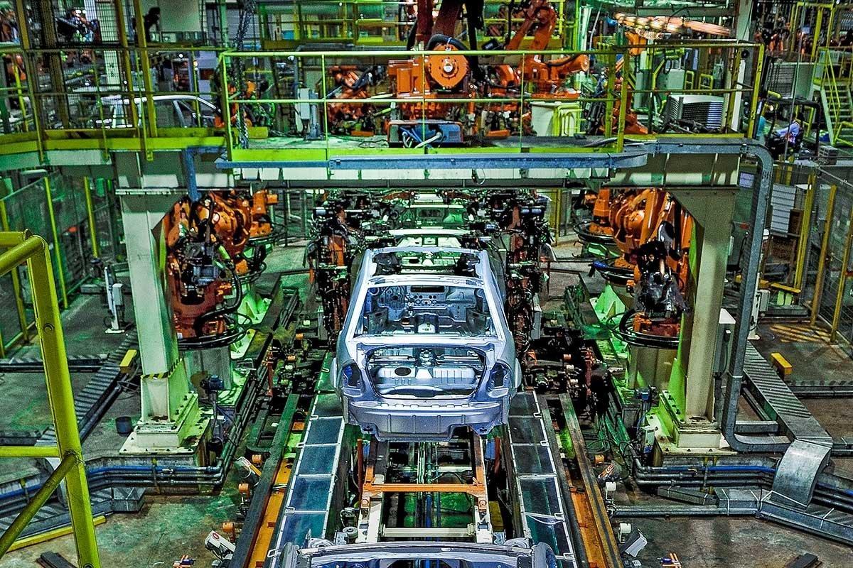 Ford; Camaçari, Linha; Produção; Robô; Automobilística