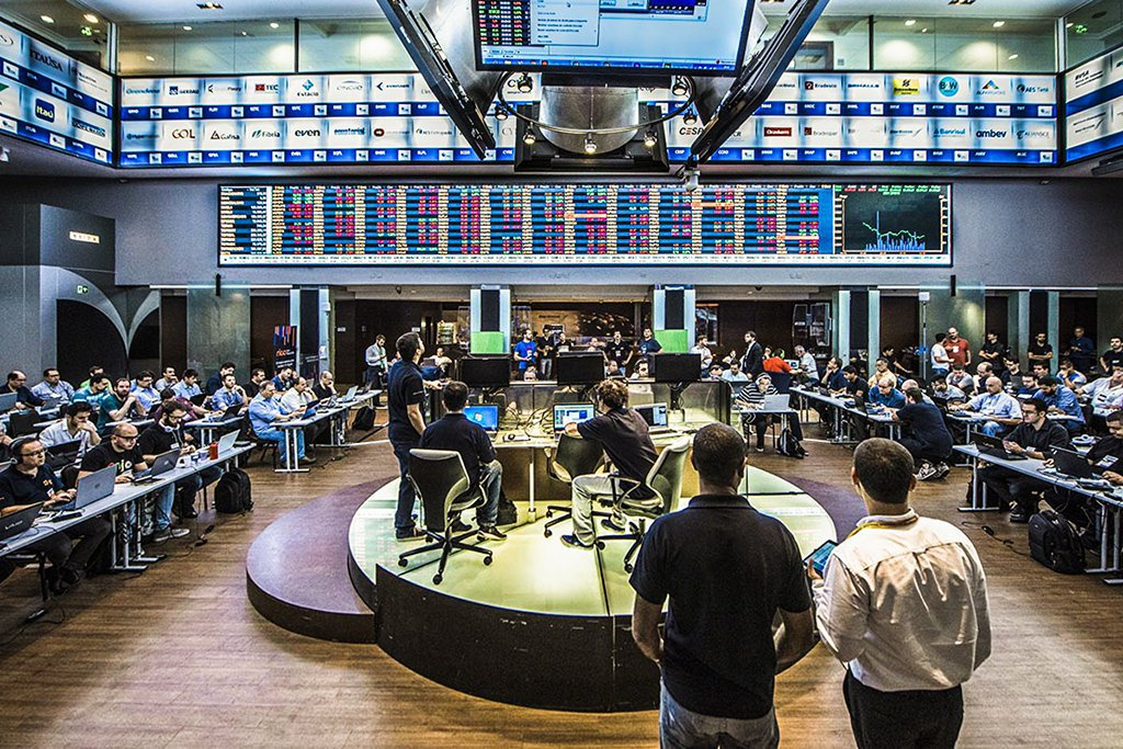 Evento Rico; Day Traders; Painel; Bolsa; iBovespa; B3