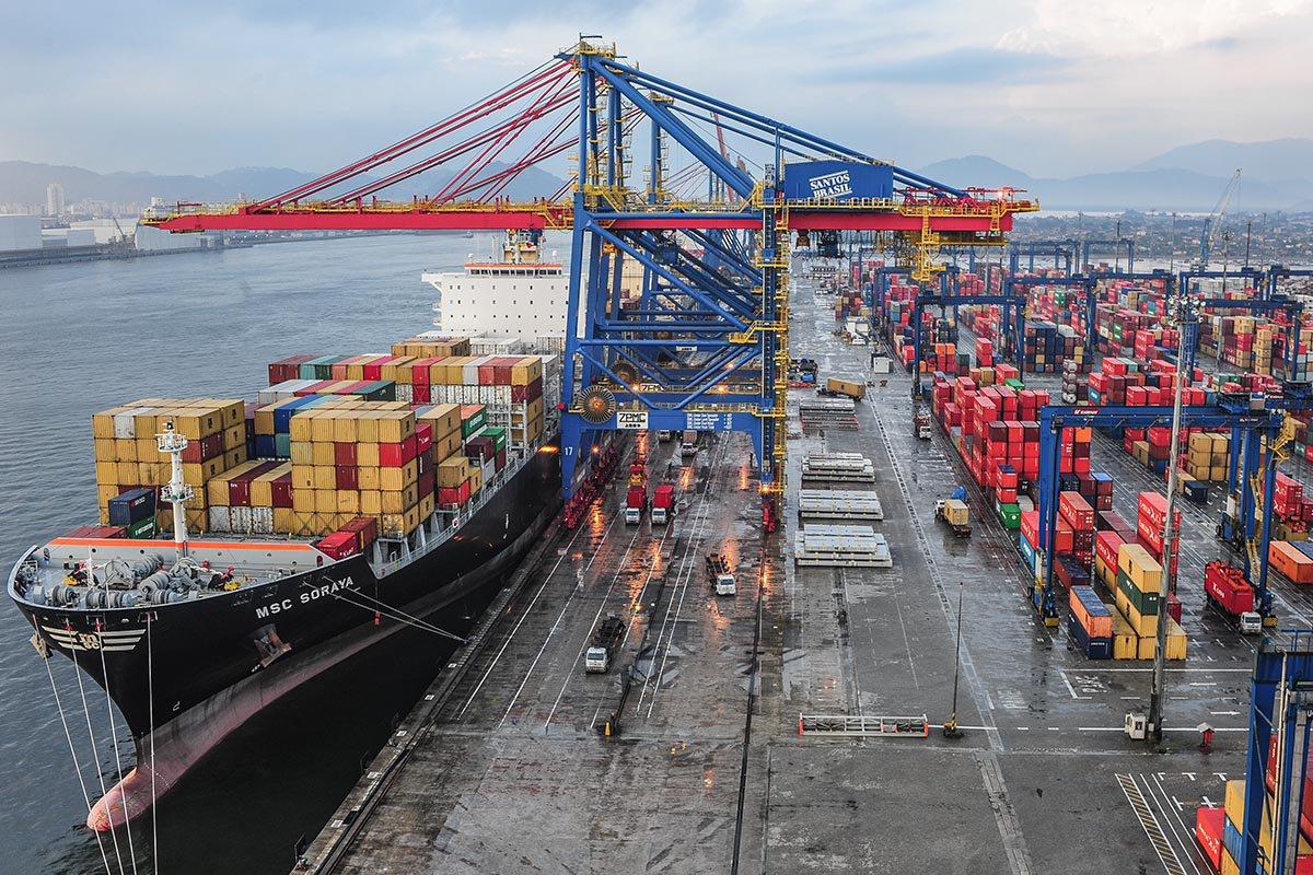 Indústria marítima vê crise mundial afetar o setor no pós-pandemia