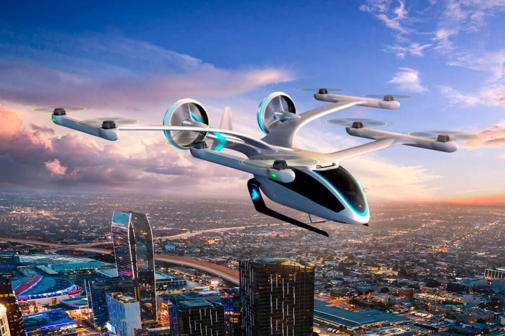 """Embraer lança a Eve, sua nova empresa focada em """"carros voadores"""""""