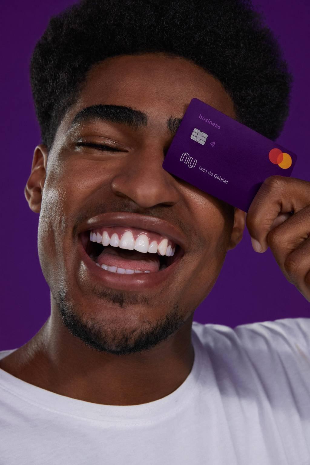 Nubank - cartão de débito para Pj