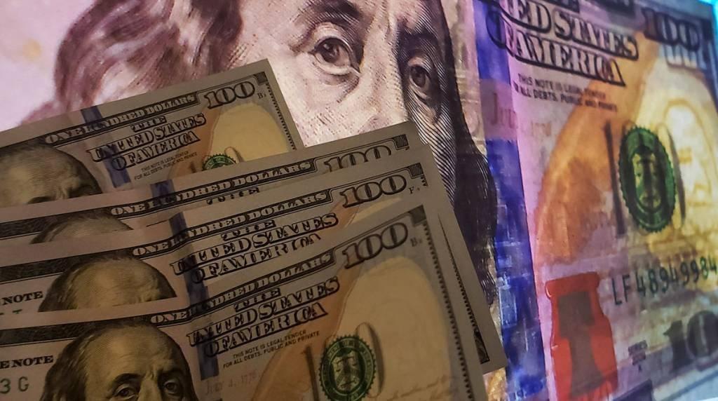 Sao Paulo SP 28 10 2020-Dolar abre em alta-Dólar R$ 5,76 espera reuniáo do copom foto Jorge Araujo Fotos Publicas