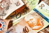 dinheiro; notas; real