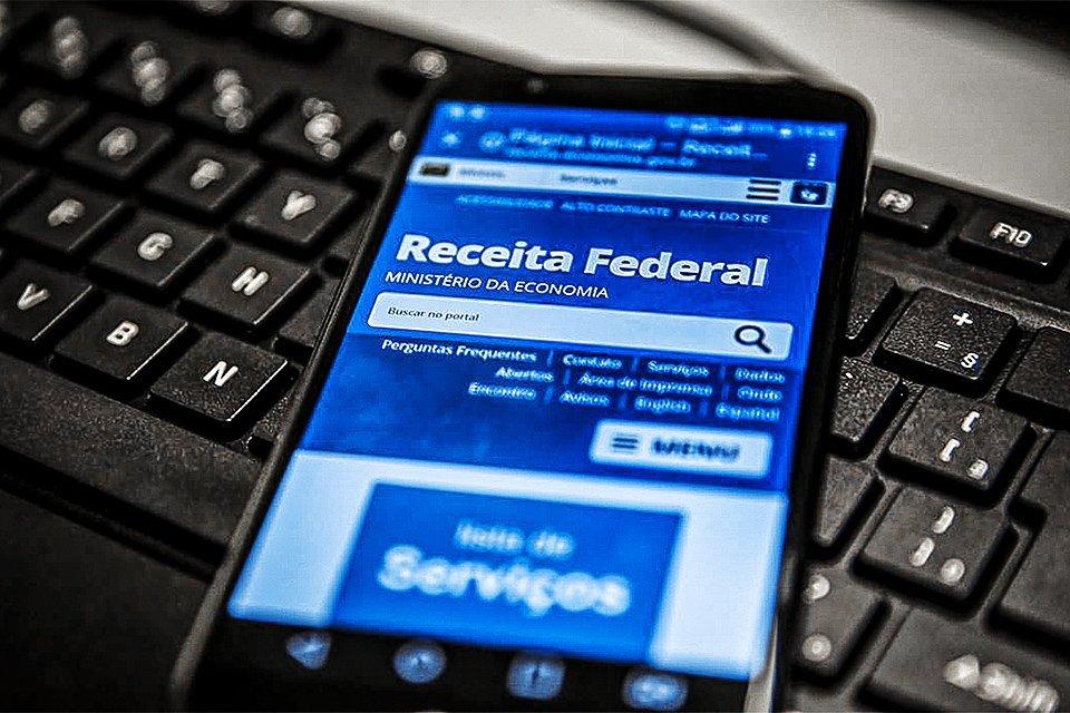 Imposto de renda -Receita Federal