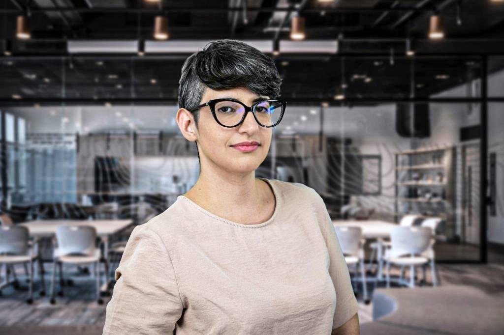 Juliana Machado, analista da EXAME Research: quadro novo para explicar conceitos do mercado financeiro