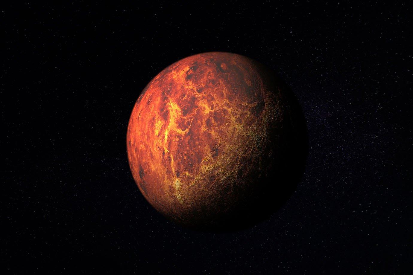 Foto misteriosa da Nasa mostra Marte mais brilhante do que antes