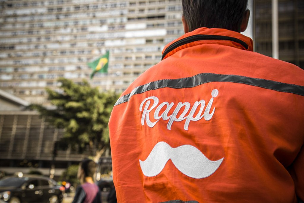 Rappi iFood Uber guerra delivery