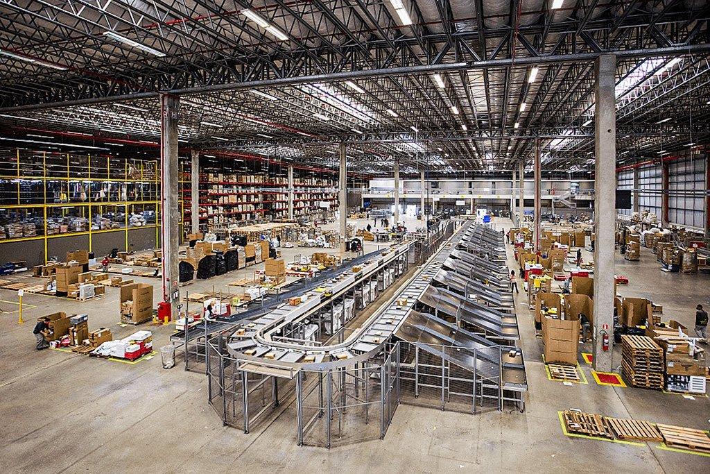 Centro de Distribuição da Sequoia Logística na região metropolitana de São Paulo: empresa busca levantar R$ 1,1 bilhão com IPO
