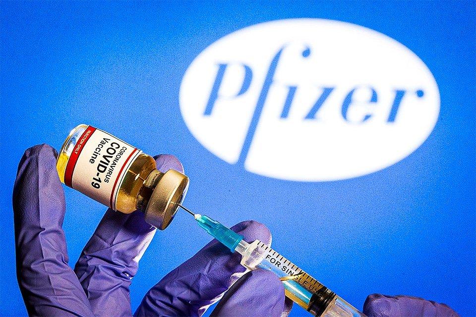 Vacina contra covid-19 da Pfizer
