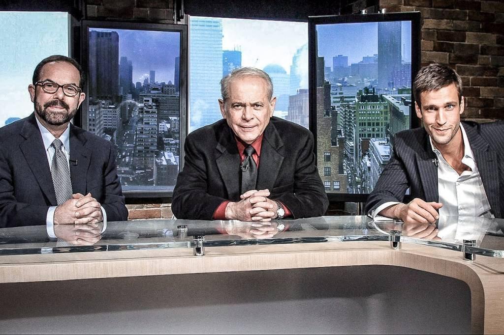 Manhattan Connection chega ao fim na GloboNews e deve ir para a TV Cultura  | Exame
