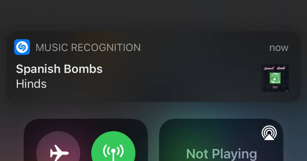 shazam-iphone-now-playing