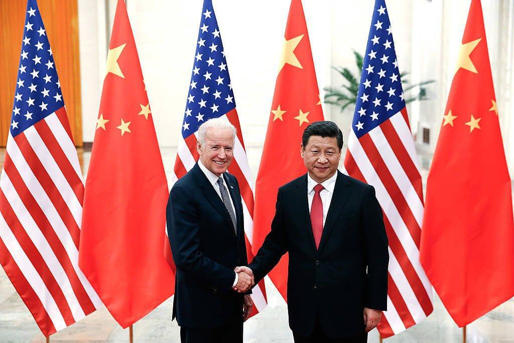 Xi Jinping e Biden: não há, por ora, expectativa de que haja um grande acordo sino-americano na nova gestão Biden