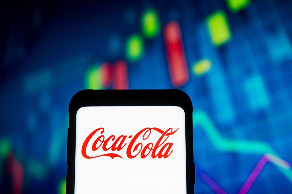 Ações da Coca-cola