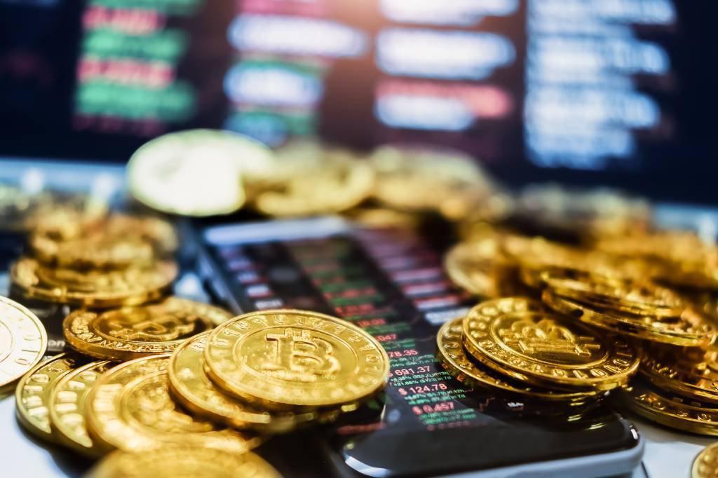 bitcoin e criptomoedas