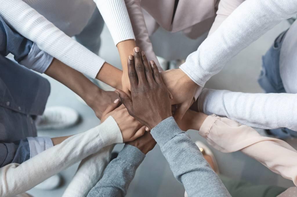 diversidade - salesforce - microsoft