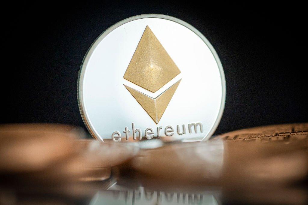 moeda era digital etherum de negociação e bitcoin