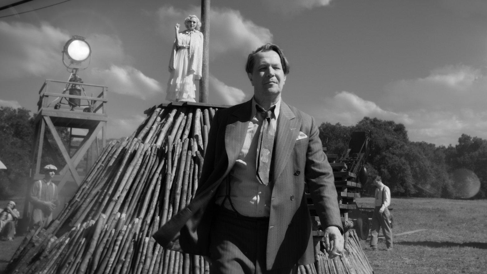 Em 'Mank', David Fincher conta a história por trás de 'Cidadão Kane' | Exame